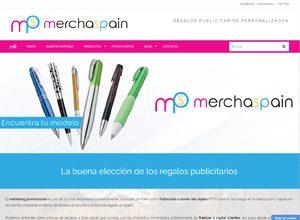 Diseño web Mallorca - merchaspain