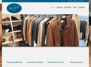 Diseño web Mallorca - Peletería Marqués Mallorca