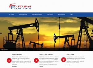 Diseño web Mallorca - Futura Petrolium