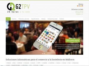 Diseño web Mallorca - G2TPV