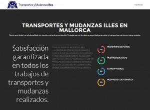 Transportes y mudanzas en Mallorca