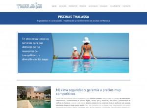 Piscinas Thalassa