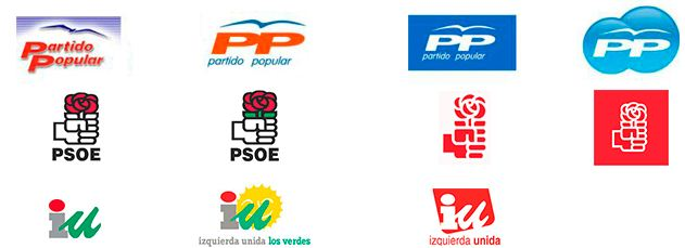 Marketing Político - Logotipos
