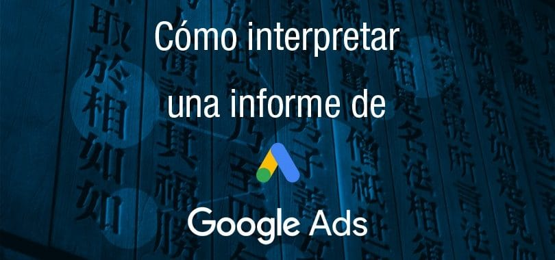Cómo interpretar un informe de Google AdWords | Vemployed, consultoría de marketing y publicidad en Mallorca